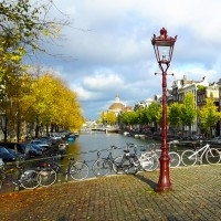 Autumn in Amsterdam