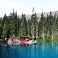 Emerald Lake Shopping